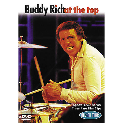Hudson Music Buddy Rich Drum (DVD)-thumbnail