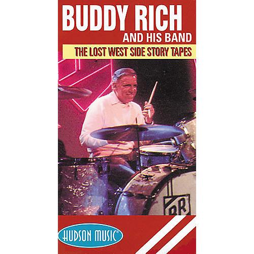 Hudson Music Buddy Rich Lost Tapes (VHS)-thumbnail