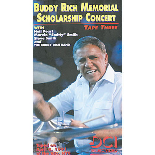 Alfred Buddy Rich Memorial Concert, Tape 3-thumbnail