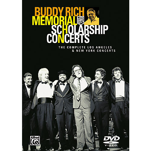 Alfred Buddy Rich Memorial Scholarship Concerts DVD Set-thumbnail