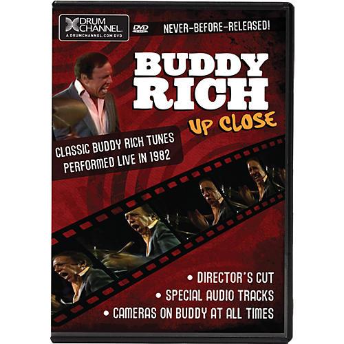 Alfred Buddy Rich Up Close DVD & CD-thumbnail