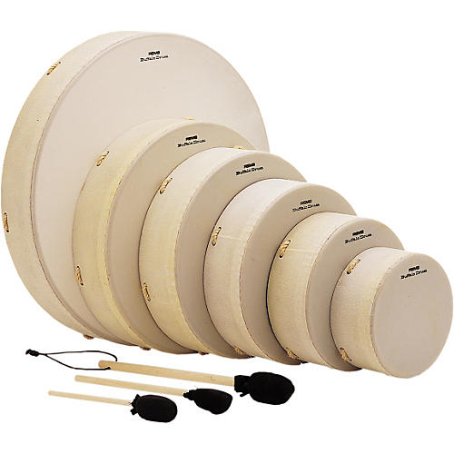 Remo Buffalo Drums 3.5 x 10