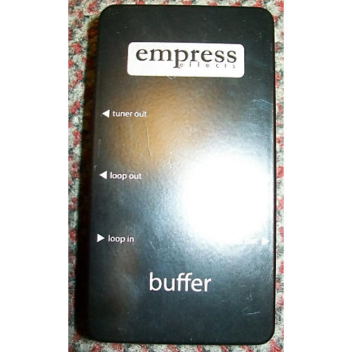 Empress Effects Buffer Analog I/O Interface Guitar Pedal-thumbnail