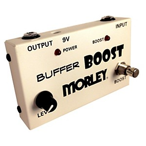 Morley Buffer Boost Pedal by Morley
