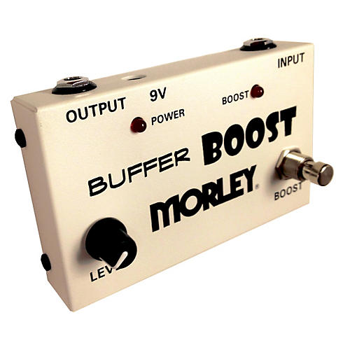 Morley Buffer Boost Pedal-thumbnail