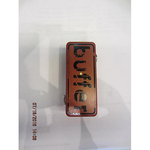 SolidGoldFX Buffer Pedal