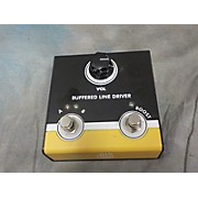 Jet City Amplification Bufferd Line Driver Tuner Pedal