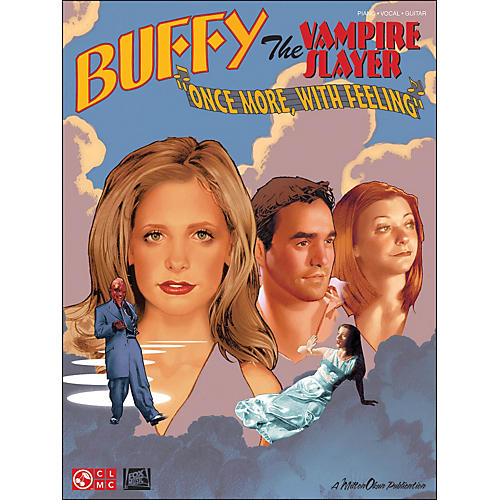 Cherry Lane Buffy The Vampire Slayer: Once More with Feeing arranged for piano, vocal, and guitar (P/V/G)-thumbnail