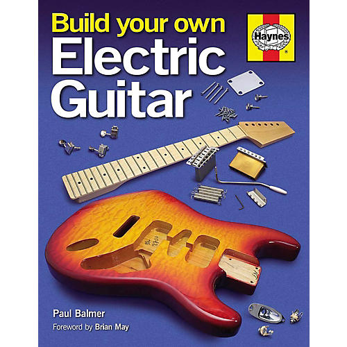 Classic Book Cover Guitar : Hal leonard build your own electric guitar book hard