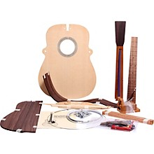 Build Your Own Guitar Kit Rosewood Dreadnought