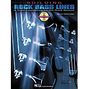 Hal Leonard Building Rock Bass Lines (Book/CD)
