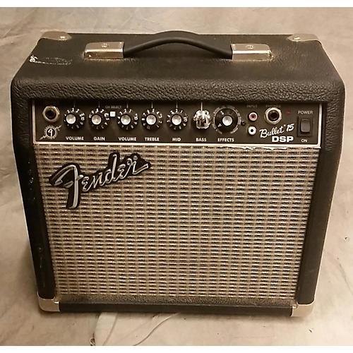 Fender Bullet 15 DSP Guitar Combo Amp