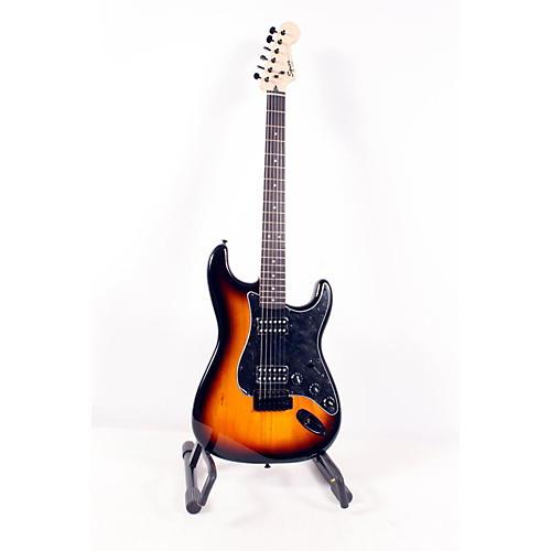 Squier Bullet HH Stratocaster Electric Guitar with Tremolo 2-Color Sunburst 888365273969