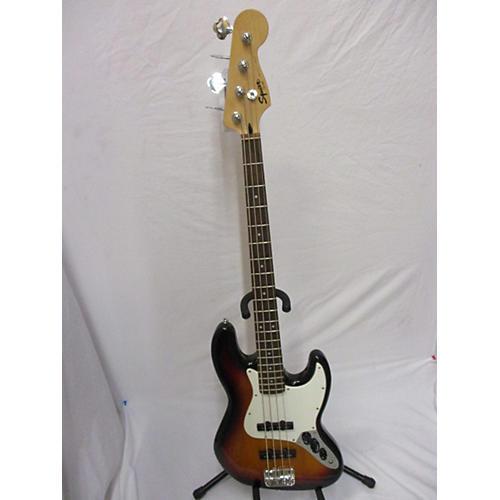 Squier Bullet Jazz Bass Electric Bass Guitar-thumbnail