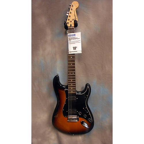 Squier Bullet Stratocaster HH Solid Body Electric Guitar