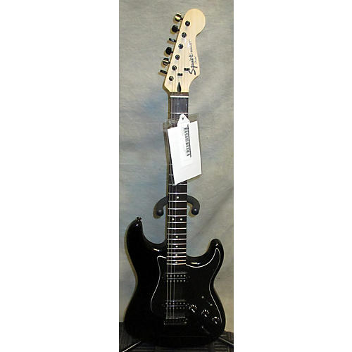 Squier Bullet Stratocaster HH Solid Body Electric Guitar-thumbnail