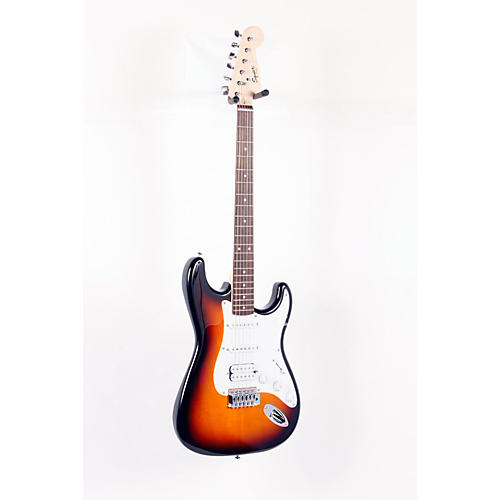 Squier Bullet Stratocaster HSS Electric Guitar with Tremolo-thumbnail