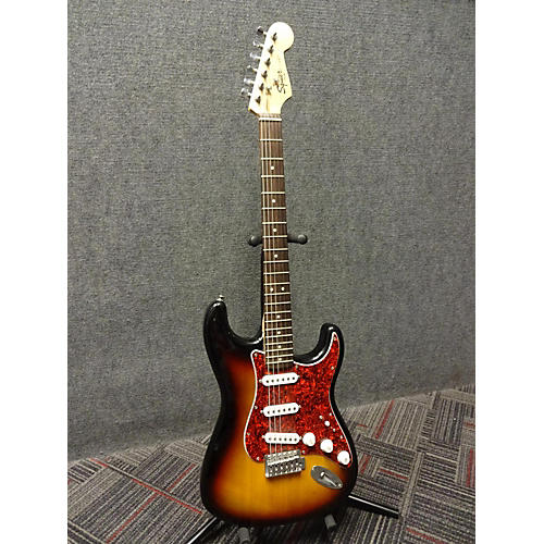 Squier Bullet Stratocaster Solid Body Electric Guitar 3TS