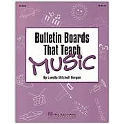 Hal Leonard Bulletin Boards That Teach Music Book