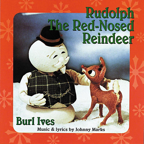 Universal Music Group Burl Ives - Rudolph The Red-Nosed Reindeer CD-thumbnail