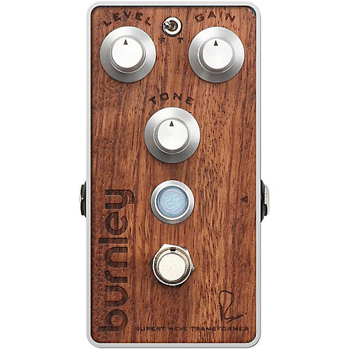 Bogner Burnley - Bubinga Distortion Guitar Effects Pedal-thumbnail