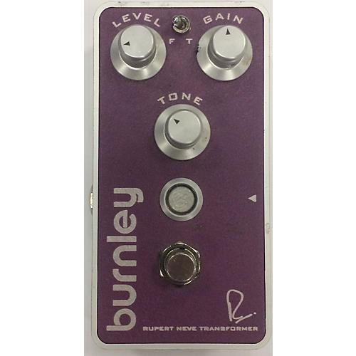 Bogner Burnley Bubinga Distortion Effect Pedal-thumbnail