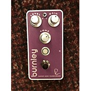 Bogner Burnley Bubinga Distortion Effect Pedal