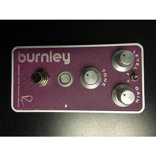 Bogner Burnley Classic Distortion Effect Pedal