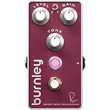 Bogner Burnley Distortion Guitar Effects Pedal Level 1