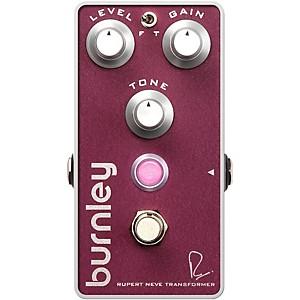 Bogner Burnley Distortion Guitar Effects Pedal by Bogner