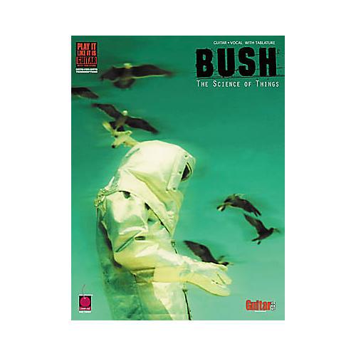 Cherry Lane Bush - The Science of Things Book-thumbnail