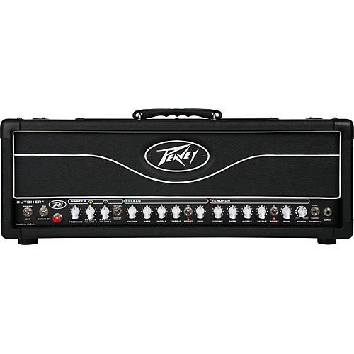 Peavey Butcher 100W Tube Guitar Amp Head-thumbnail