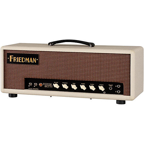 Friedman Buxom Betty 40W Tube Guitar Amp Head-thumbnail