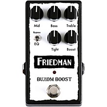 Friedman Buxom Boost Effects Pedal