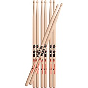 Vic Firth Buy 3 Pair of 5B sticks, Get 1 Pair Free