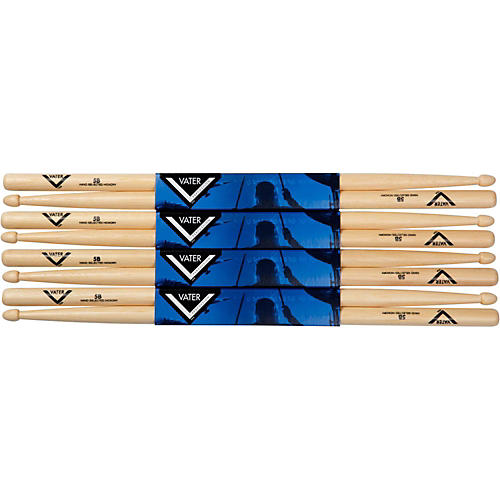 Vater Buy 4 Pair 5B Wood Get a Free Pair of Whips