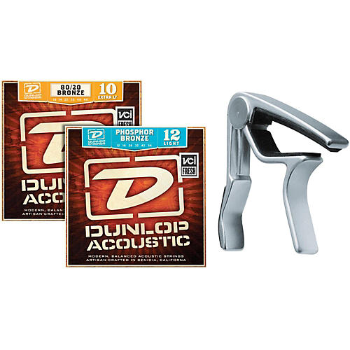 Dunlop Buy 83N Capo, Receive Free DAP1254-thumbnail