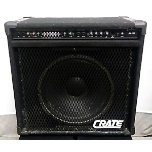 Pre-owned Crate Bx-160 Bass Combo Amp