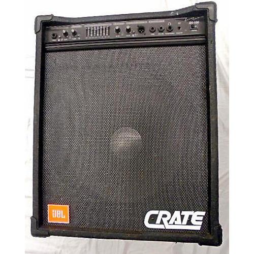 used crate bx100l bass combo amp guitar center. Black Bedroom Furniture Sets. Home Design Ideas