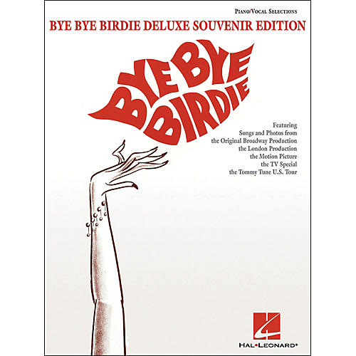 Hal Leonard Bye Bye Birdie Deluxe Souvenir Edition arranged for piano, vocal, and guitar (P/V/G)-thumbnail
