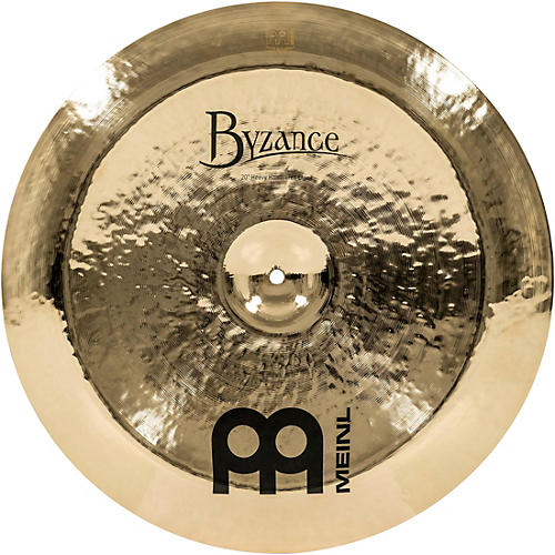 Meinl Byzance Brilliant Heavy Hammered China Cymbal