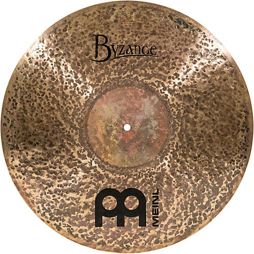 Meinl Byzance Dark Raw Bell Ride 20 in.