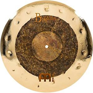 Meinl Byzance Extra Dry Dual Crash Cymbal by Meinl