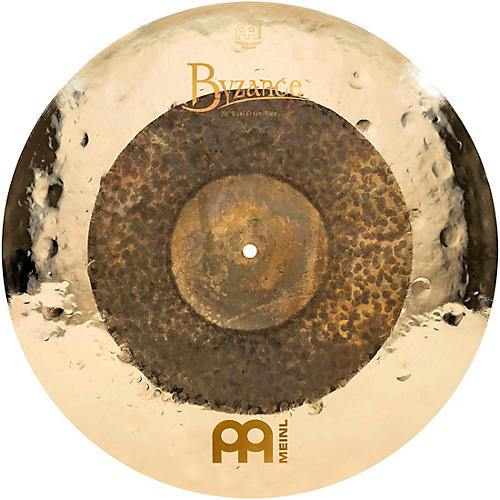 Meinl Byzance Extra Dry Dual Crash/Ride Cymbal-thumbnail
