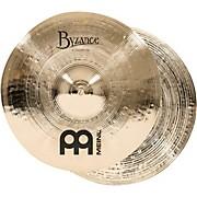 Meinl Byzance Heavy Hi-Hat Brilliant Cymbals