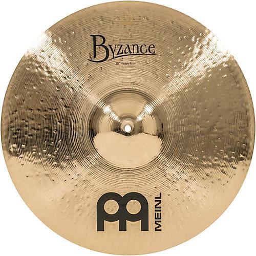 Meinl Byzance Heavy Ride Brilliant Cymbal-thumbnail