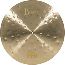 Meinl Byzance Jazz Club Ride Traditional Cymbal