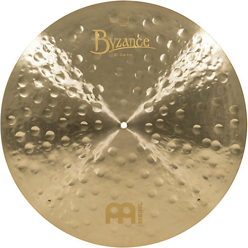 Meinl Byzance Jazz Club Ride Traditional Cymbal-thumbnail