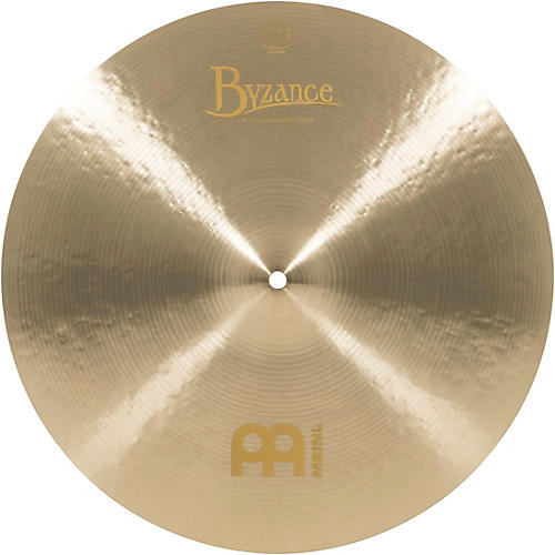 Meinl Byzance Jazz Extra Thin Crash Traditional Cymbal-thumbnail