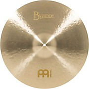 Meinl Byzance Jazz Extra Thin Crash Traditional Cymbal